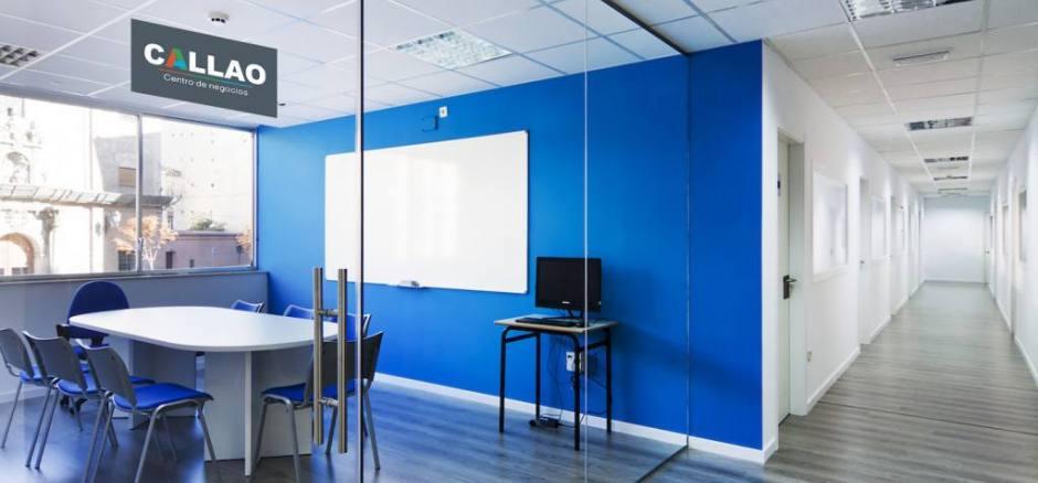 Centro de negocios Madrid IBC Callao centro de negocios