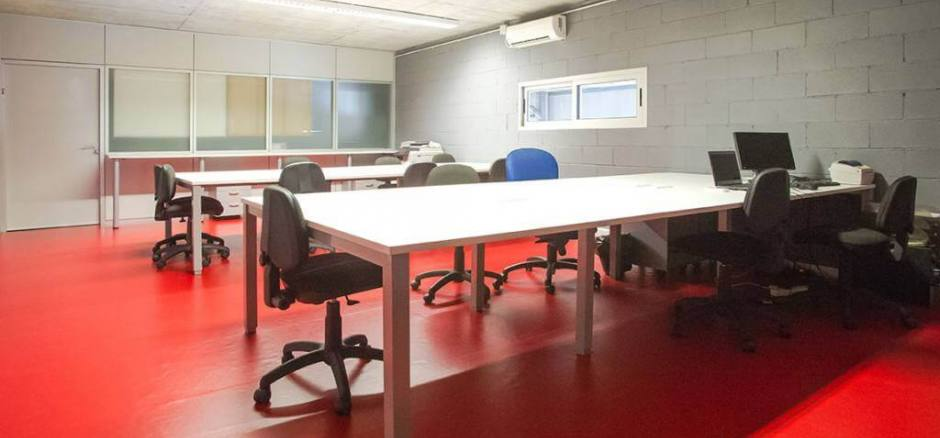 Coworking Barcelona Coworking Mister Traster