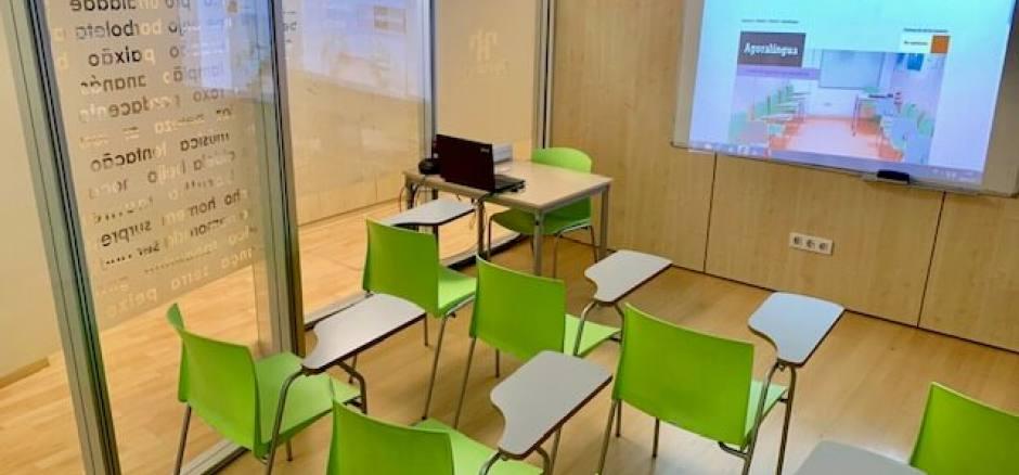 Centro de negocios con coworking Madrid Alquiler de Salas