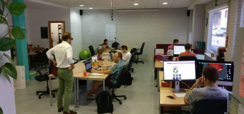 Coworking Majadahonda CowUp Majadahonda Coworking