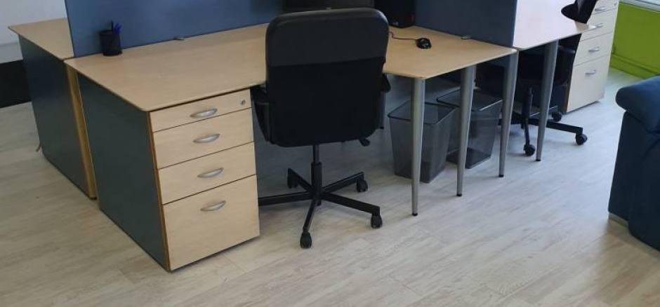 Oficina compartida Madrid Coworking Vallecas