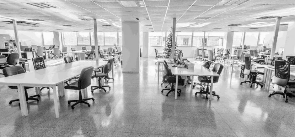 Oficina compartida Barcelona  oficina + plató