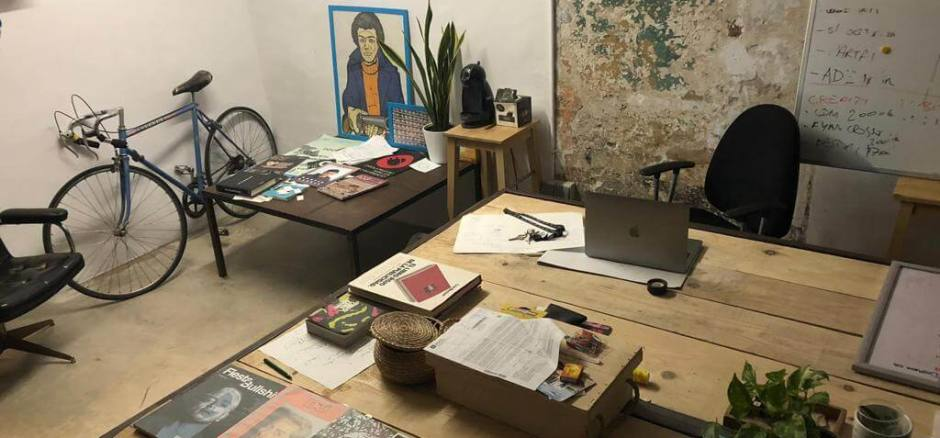 Oficina compartida Barcelona Primes House