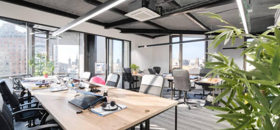Centro de negocios Barcelona Pixie Hub - Centro moderno y singular
