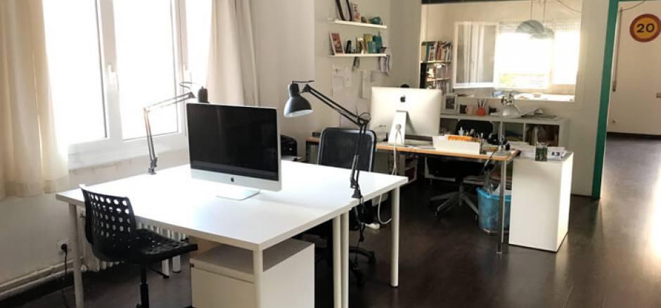 Coworking Barcelona Los 7 Magníficos
