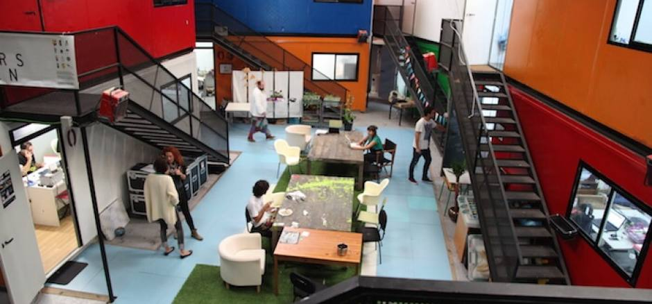 Coworking Vizcaya ZAWP Bilbao