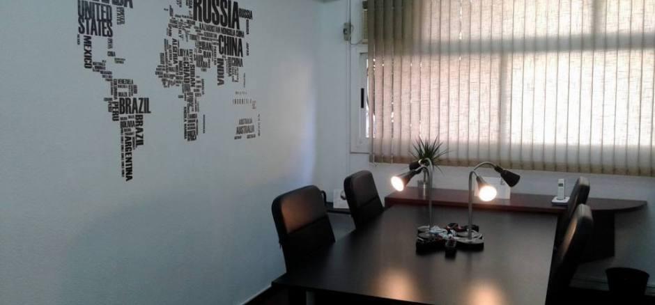 Centro de negocios con coworking Barcelona D.Y.S.C. COWORKING