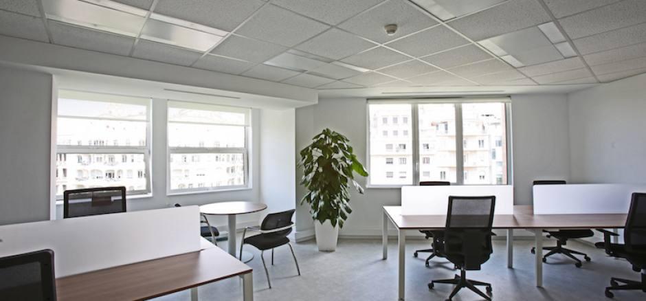 Coworking Barcelona Coworking - Hot Desk Business Cloud