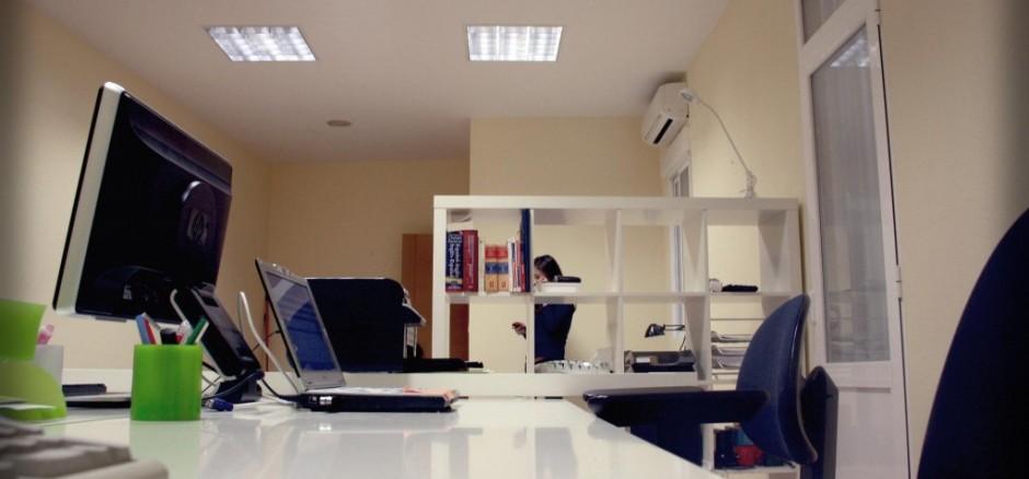 Oficina compartida Madrid Ferraz 33