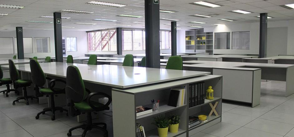 Coworking Barcelona Aragó3noventa Work Center