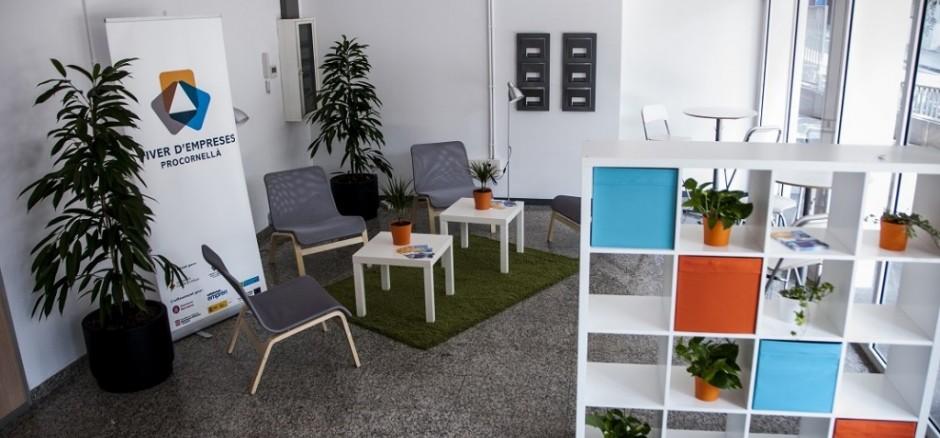 Centro de negocios con coworking Barcelona Viver d'Empreses-PROCORNELLÀ