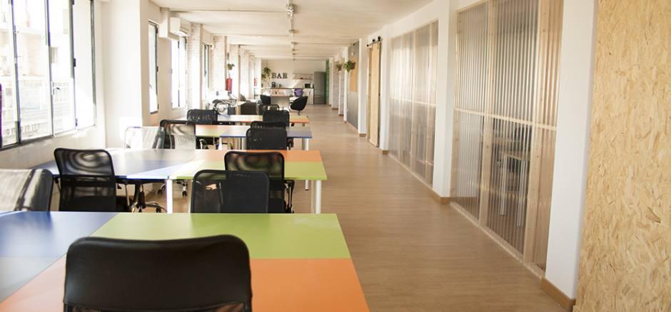 Coworking Málaga Grow Working
