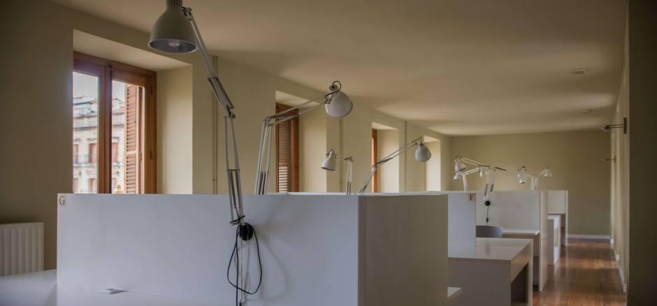 Estudio Central Vitoria - Gasteiz