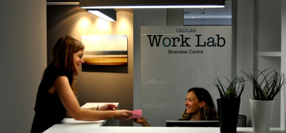 Centro de negocios Madrid WorkLab - Business Centre-