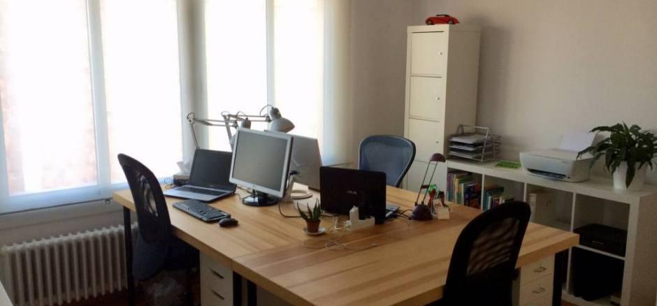 Oficina compartida Barcelona Oficina Rosellón