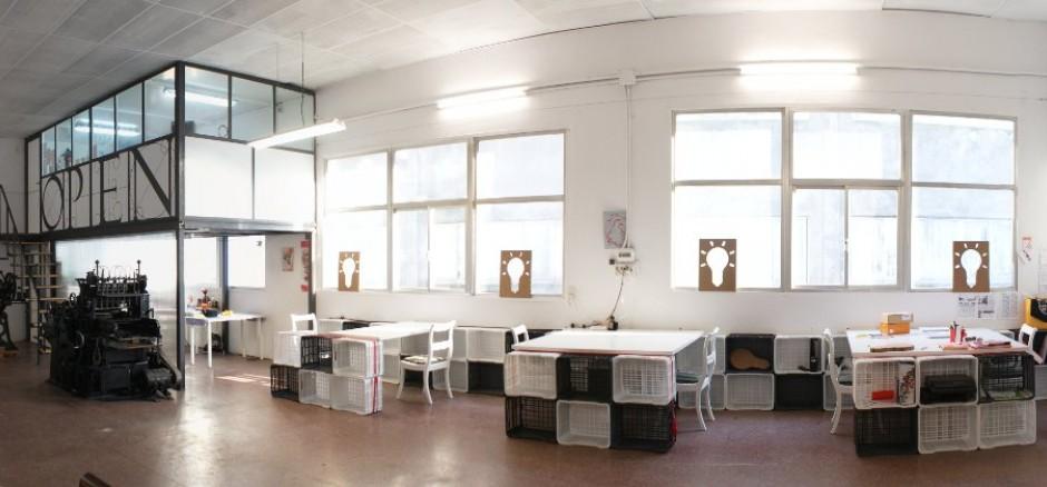 Espacio open coworking en bilbao for Oficina de correos bilbao