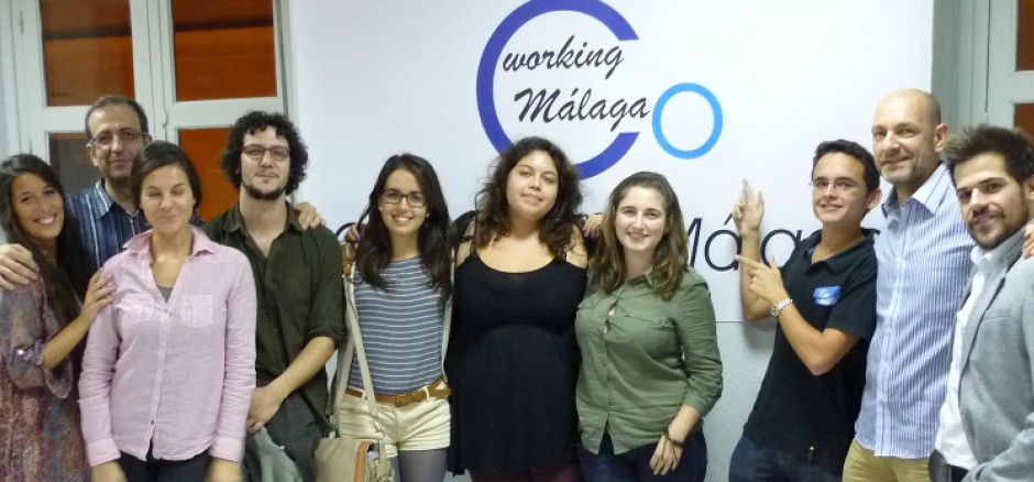 Coworking Málaga Coworking Malaga