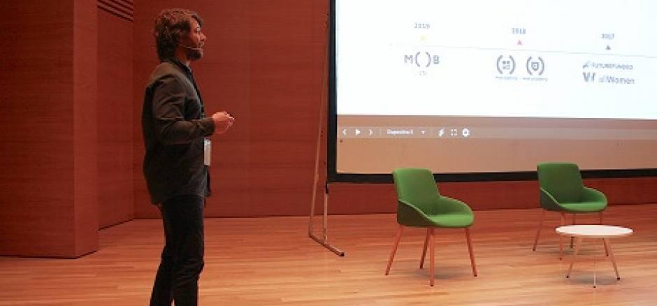 Cómo hacer que tu espacio de coworking crezca manteniendo tu ADN. Alejandro Papadopoulus (MOB BCN)
