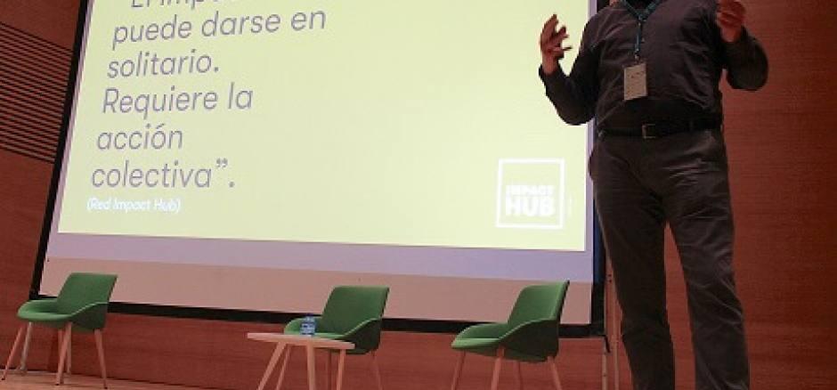 Coworking empieza por CO. Antonio González (Impact Hub)