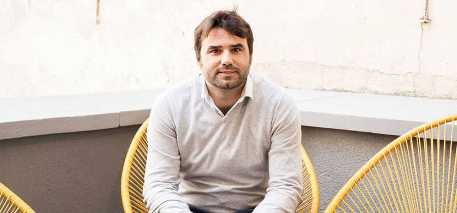 Manu Zea promotor y ponente en la Coworking Spain Conference.
