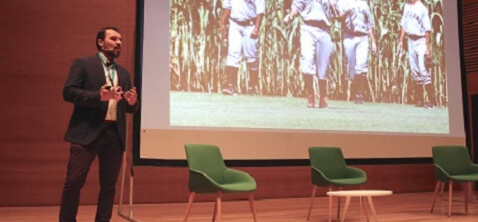La visión de coworking de la mediana y gran empresa. Rubén Carreño (CBRE)