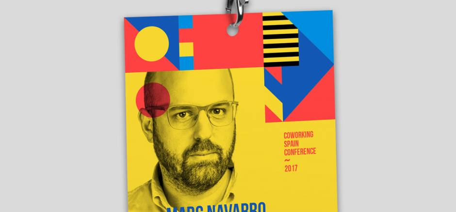 Marc Navarro, Strategist & consultor de coworking freelance