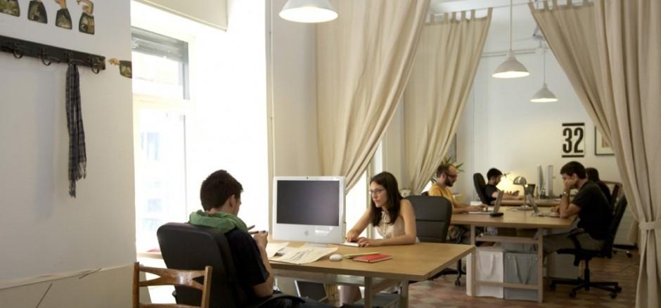 Coworking Madrid La Fábrica de Cajas