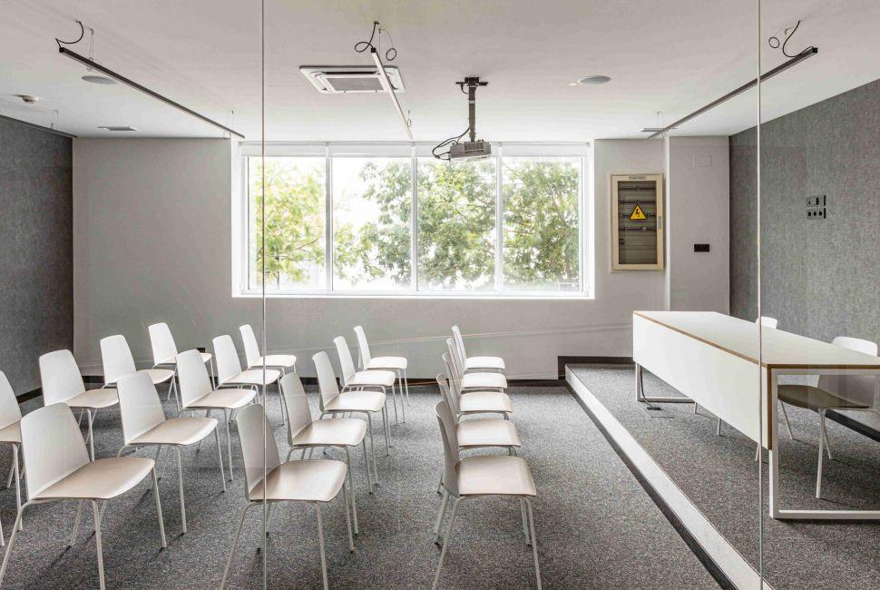Sala de Conferencias/Formaciones