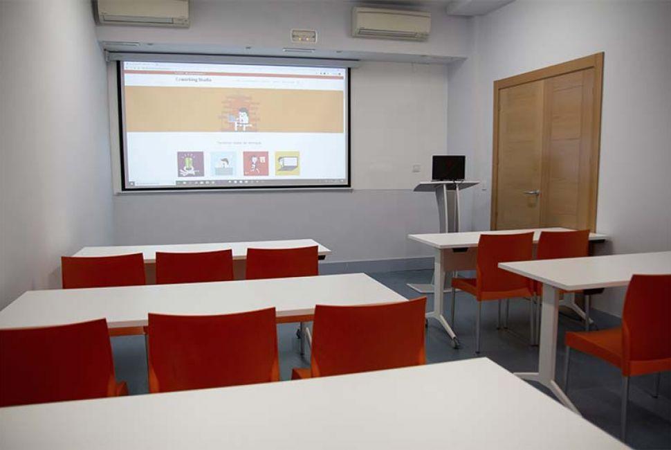 Sala de eventos / formación (consulta tarifas por horas)