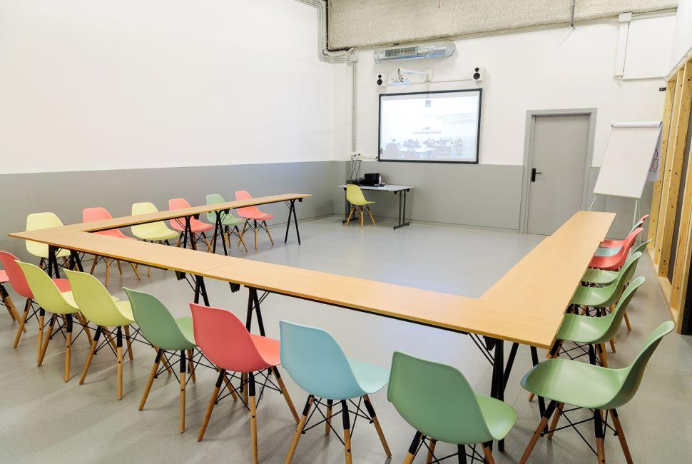 Miyagi training room